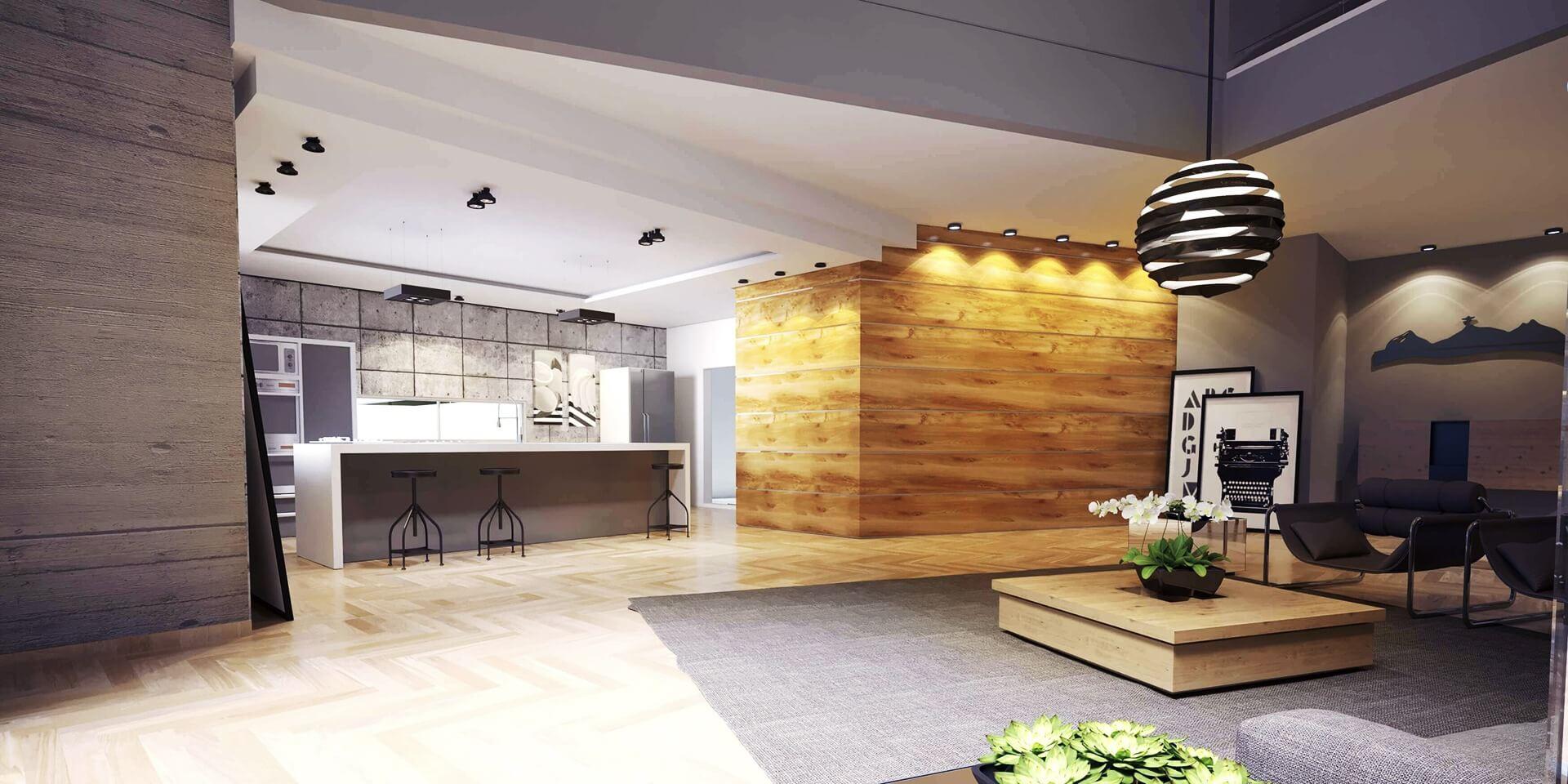 Casa moderista - Design Interior