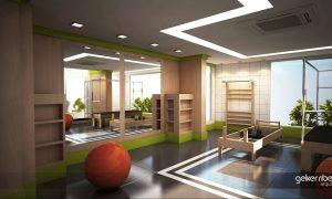 Projeto Academia Pilates Golden Green