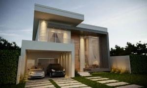 arquiteto de Casa Contemporânea